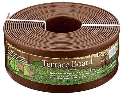Master Mark Plastics 95340 Terrace Board Landscape Edging, 5