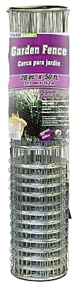 Midwest Air Technologies 308371B Galvanized Small Animal Guard Fencing, 28