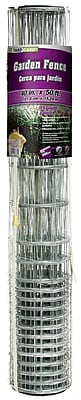 Midwest Air Technologies 308372A Galvanized Small Animal Guard Fencing, 40