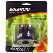 Maxpower Precision Parts 334018 Universal Three Pole Solenoid