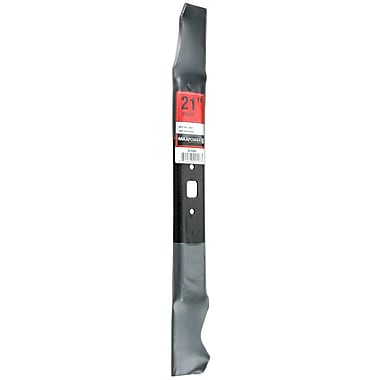 Maxpower Precision Parts 331538S Mower Blade for 21