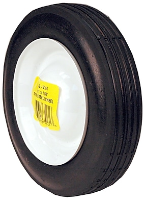 """""Maxpower 335181 6"""""""" x 1.5"""""""" Steel Wheel"""""" 1260599"