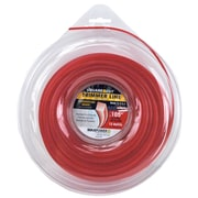 "Maxpower 332105C 0.105"" x 180' Square Trimmer Line"