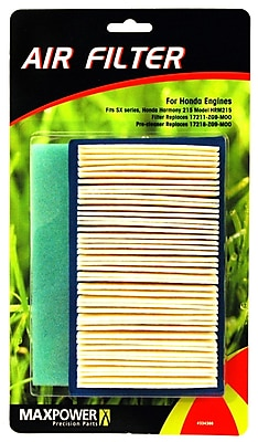 Maxpower Precision Parts 334386 Air Filter/Pre Filter for Honda