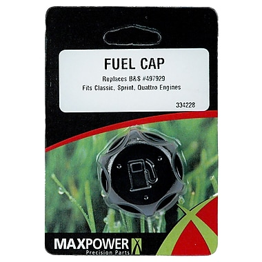 Maxpower Precision Parts 334228 Gas Cap for Briggs & Stratton
