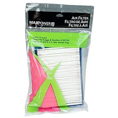 Maxpower Precision Parts 334322 Air Filter for Briggs & Stratton