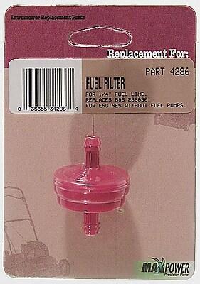 Maxpower Precision Parts 334286 1/4