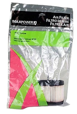Maxpower Precision Parts 334346 Tecumseh Air Filter 1260539
