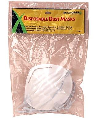 Maxpower Precision Parts 339472 Disposable Dust Masks