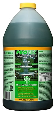 Easy Care Protec Scale and Stain Remover, 64 oz.