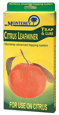 Monterey LG8920 Citrus Leafminer Trap and Lure, 2 Pack