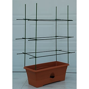 Garden Patch RZ.GSTAKB66 The Garden Patch Bamboo Style Staking Kit