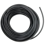 "Raindrip 1/4"" x 100' Drip Watering Poly Tubing, Black"