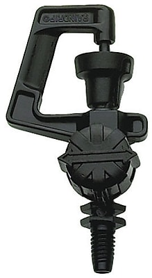 Raindrip Full Circle Rotary Adjustable Sprinkler, 10 Count