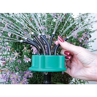 Noodle Head N11C Flexible Lawn And Garden Stationery Sprinkler