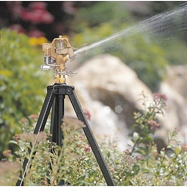 Orbit 58308N Tripod Base with Brass Impact Sprinkler