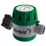 Orbit 62034 Mechanical Watering Timer, Green
