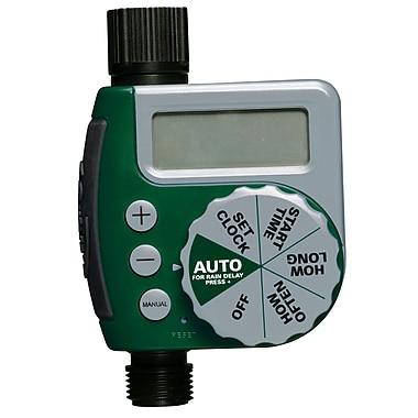 Orbit 62061N Digital 1 Dial Hose Faucet Timer, Green
