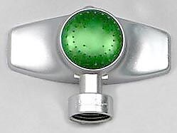 Orbit 58021 Zinc Circular Spray Stationary Sprinkler