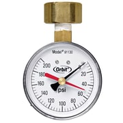 Orbit Underground Water Pressure Gauge