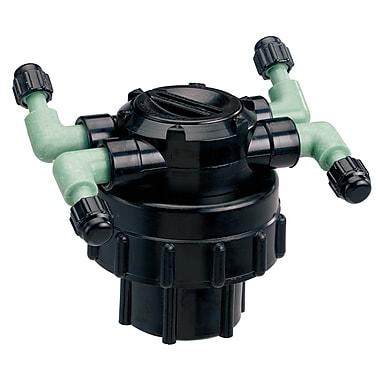 Orbit 4-Port Adjustable Manifold