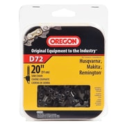 Oregon D72 Premium Vanguard Saw Chain, 20""