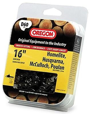 Oregon D60 Full Chisel Cutting Chain, 16