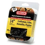 "Oregon S52 Semi Chisel Cutting Chain, 14"""