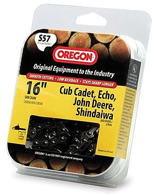 Oregon S57 HD Semi Chisel Cutting Chain, 16