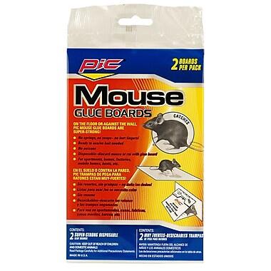 PIC Corporation GMT-2F Glue Board Mouse Traps