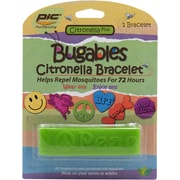PIC Corporation WB Citronella Mosquito Repellent Bracelet