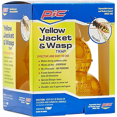 PIC WTRP Yellow jacket and Wasp Trap