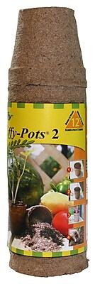 Jiffy JP212 Seed Starter Pot, 12 Count