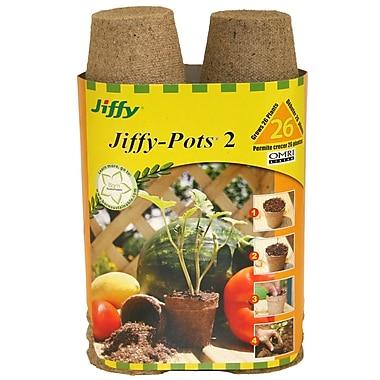 Jiffy JP226 Seed Starter Pot, 26 Count