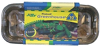 Jiffy J410 10 Seed Starter Kit