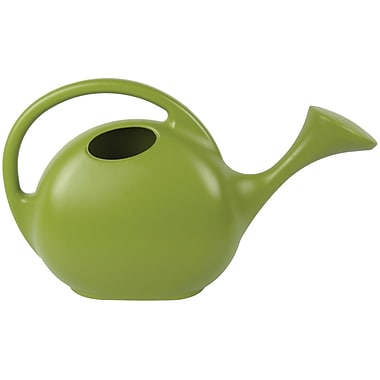 Plastec WC300FG 1.75 gal. Outdoor Watering Can, Green