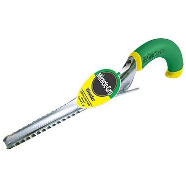 RadiusGarden 102-MG Miracle Gro Weeder withPolypropelene Handle