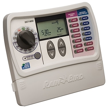 Rainbird SST400i Indoor Automatic Sprinkler Timer, 4 Zone
