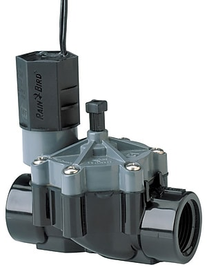 Rainbird CP100 Inline Irrigation Valve, Black