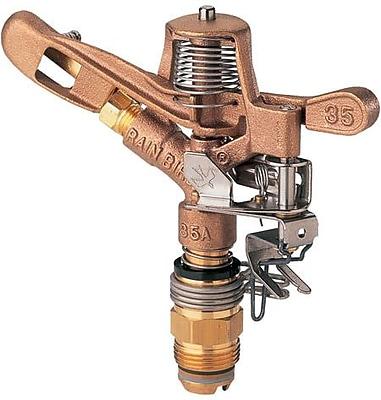Rainbird 35ADJTNTB Brass Impact Sprinkler