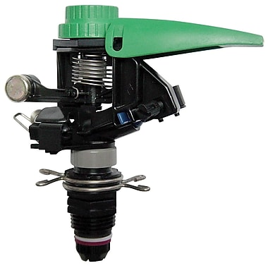 Rainbird Black Bird P5R Impact Sprinkler, Green