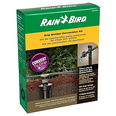 Rainbird 1800 CNV182EMT Drip Emitters Sprinkler Conversion Kit