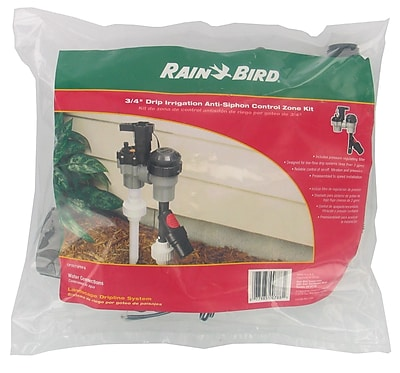 Rainbird 075PRFA Anti-Siphon Control Zone Kit