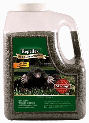 Repellex 10530 Gopher & Mole Repellent 1259507