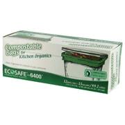 Presto GKL032194-2 Drawstring Kitchen Trash Bag, 13 Gallon Bags, 12 per Carton