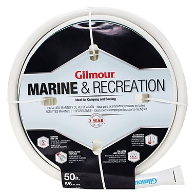 Gilmour 12058050 Marine & Recreation Hose, 50'