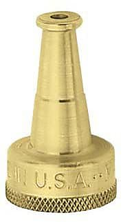 Gilmour 06BJ Solid Brass Water Jet Nozzle