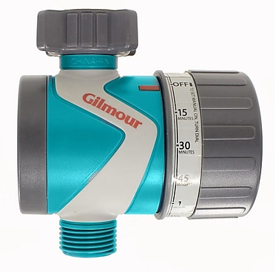 Gilmour 200GTM Shut-Off Water Timer, Blue