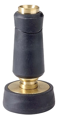 Gilmour 529 Mid-Size Solid Brass Twist Nozzle