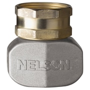 "Nelson 50521 5/8"" & 3/4"" Female Hose Repair Clamp Connector"